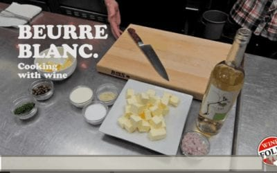 White Wine Butter Sauce