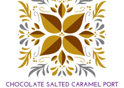 chocolate salted caramel port