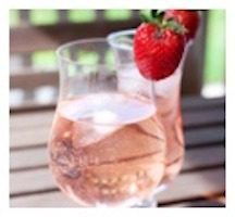 Recipe: Vanilla Strawberry Moscato