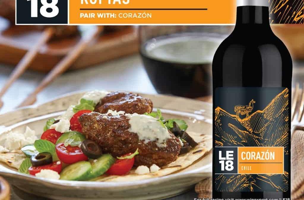 Recipe: Smoky Beef Koftas